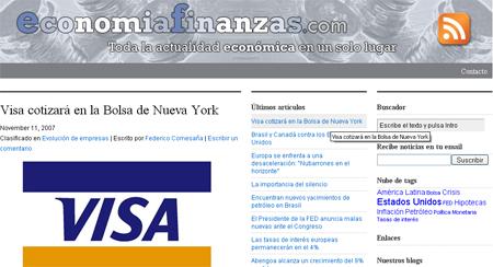 Economia finanzas